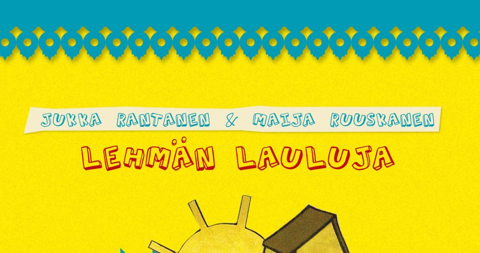 Lehman_lauluja_kansi